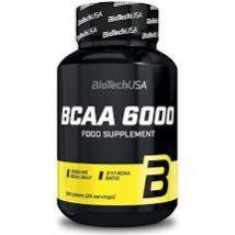 BioTechUSA BCAA 6000 100tbl