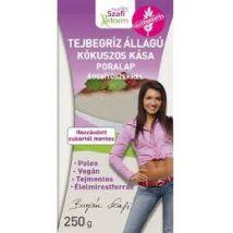 Szafi Reform Tejbegríz állagú kókuszos kása poralap 250 g