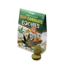 Euphoria High Cannabis Cookies 100g