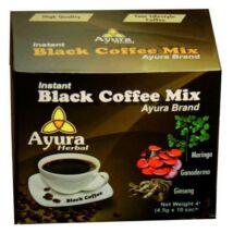 AYURA Herbal Fekete Kávé 4,5 g
