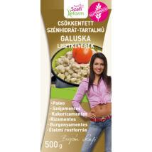 Szafi Reform Csökkentett szénhidrát-tartalmú galuska lisztkeverék (gluténmentes) 500g
