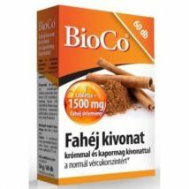 BioCo Fahéj kivonat tabletta 60x