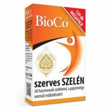 BioCo szerves SZELÉN tabletta 120x