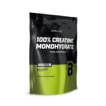 BioTechUSA 100% Micronized Creatine Monohydrate 500g zacskós