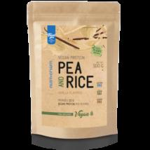 Nutriversum Vegan Pea and Rice Vegan Protein 500g vanilla