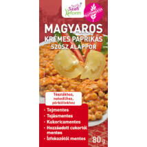 Szafi REFORM Magyaros krémes paprikás szósz alappor 80g