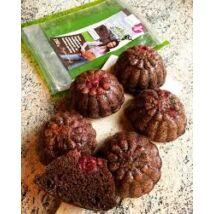 Szafi Fitt - Muffin Lisztkeverék étcsokoládés 280 g