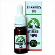 Cannabis Oil Kendermag olaj CBD 500mg 10ml