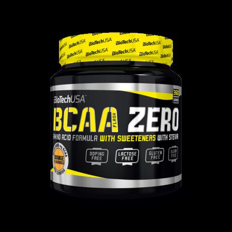 BioTechUSA BCAA Zero 360g narancs