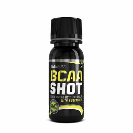 BioTechUSA BCAA Shot 60ml lime
