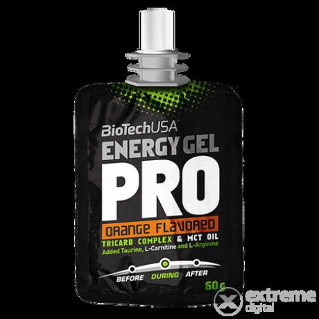 BioTechUSA Energy Gel PRO 60g narancs