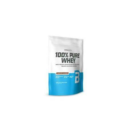 BioTechUSA 100% Pure Whey 1000g Sóskaramell