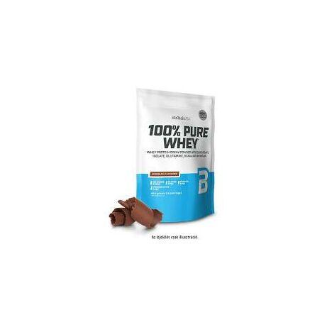 BioTechUSA 100% Pure Whey 454g csokoládé-mogyoróvaj