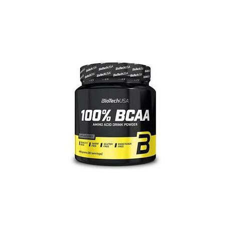 BioTechUSA BCAA 100% 400g