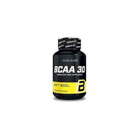 BioTechUSA BCAA 3D 90 caps