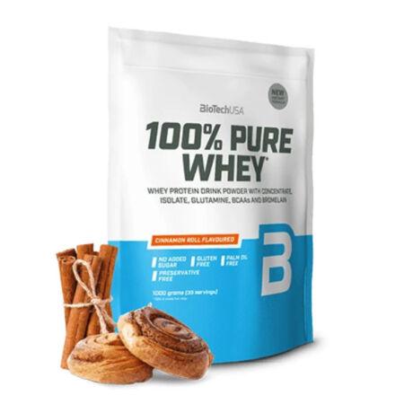 BioTechUSA 100% Pure Whey 1000g Fahéjas Csiga
