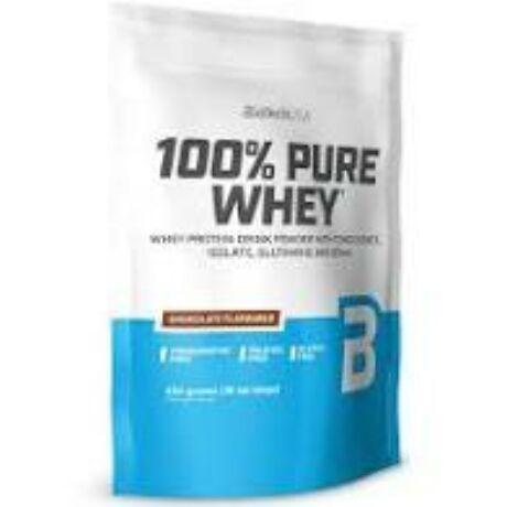 BioTechUSA 100% Pure Whey 454g keksz