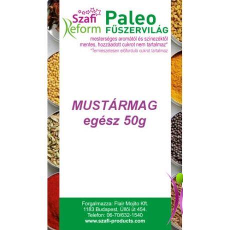 Szafi Reform paleo mustármag egész 50 g