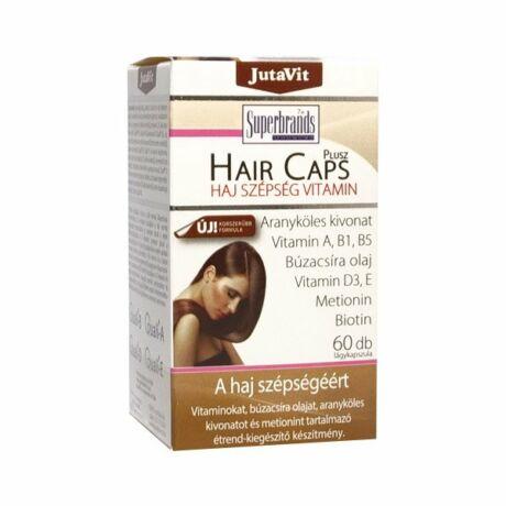 JutaVit Hair Caps 60x