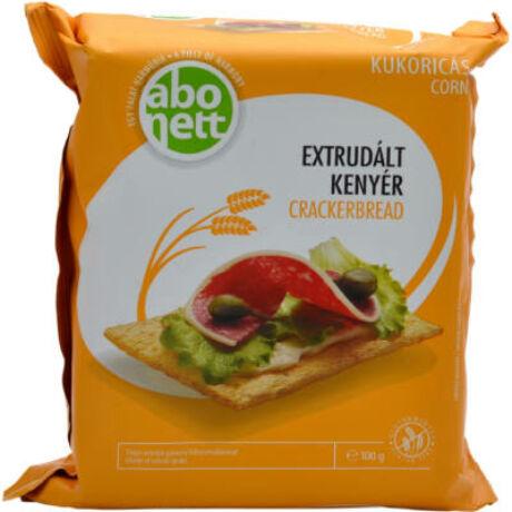 Abonett extrudált bio kenyér kukoricából 100 g