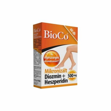 BioCo Mikronizált Diozmin+Heszperidin filmtabletta 60x