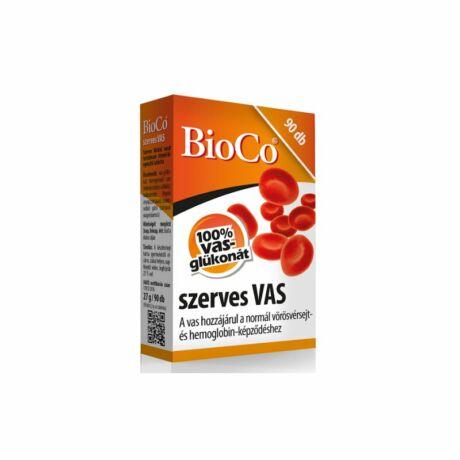BioCo szerves VAS tabletta 90x