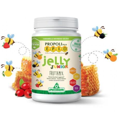Specchiasol Jelly Junior Immunerő Gumicukor 150g