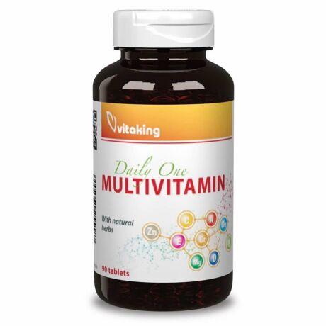 Vitaking Daily One Multivitamin 90tabl.