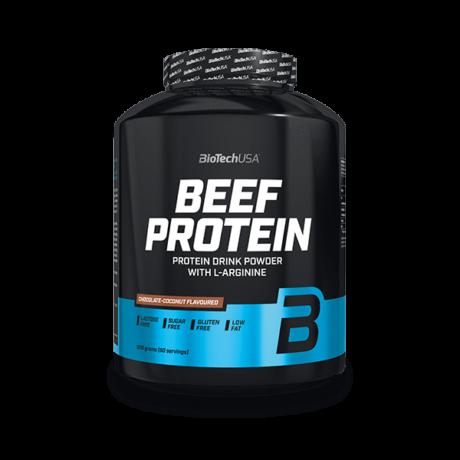BioTechUSA Beef Protein 1816g vanília-fahéj