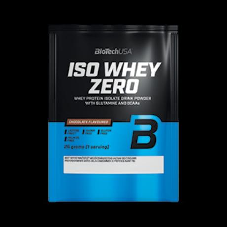 BioTechUSA ISO WHEY ZERO 25g berry brownie