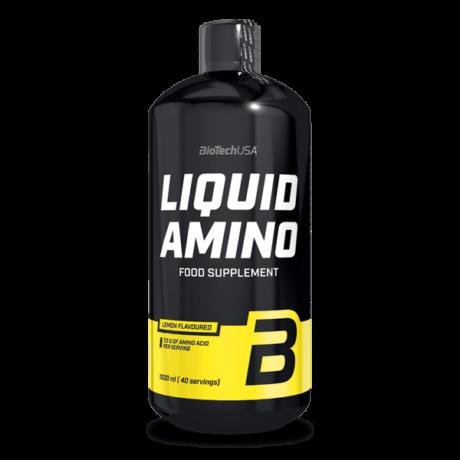 BioTechUSA Liquid Amino 1000ml citrom-kifutó