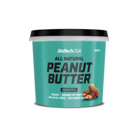 BioTechUSA Peanut Butter 1000g smooth