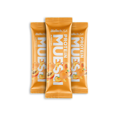 BioTechUSA Protein muesli bar 30g (apricot)