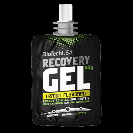 BioTechUSA Recovery Gel 60g citrom