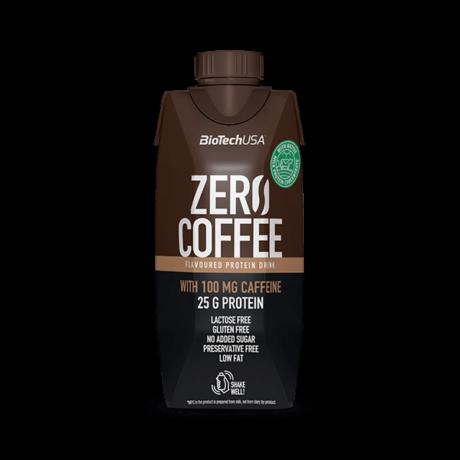 BioTechUSA Zero Caffee 330ml caffé latte