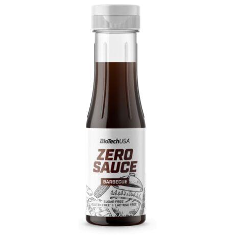 BioTechUSA Zero Sauce 350ml bbq