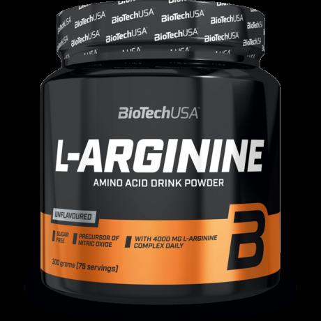 BiotechUSA L-Arginine 300g