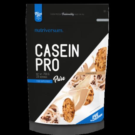 Nutriversum Pure Casein PRO 700g cookie and cream