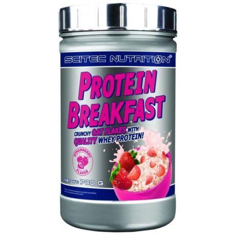 Scitec Protein Breakfast 700g eper