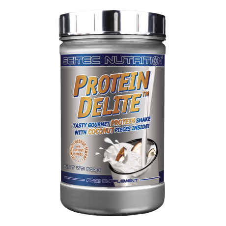 Scitec Protein Delite 500g eper-fehércsoki