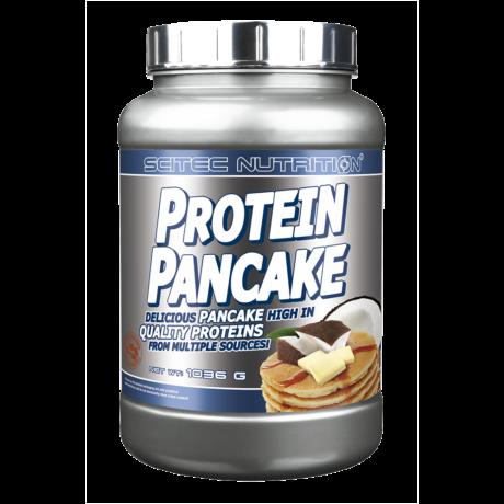 Scitec Protein Pancake 1036g túrú-narancs