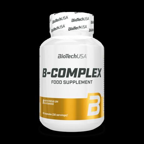 BioTechUSA B-Complex 60tbl.