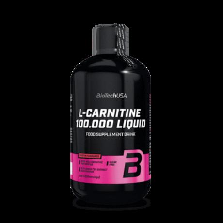 BiotechUSA L-Carnitine 100.000 500ml cseresznye