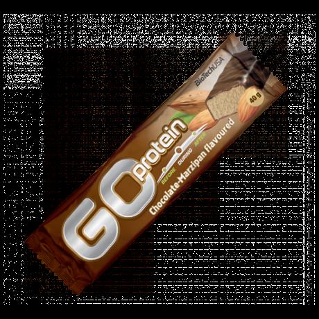 BiotechUSA Go Protein 40g csokoládé-marcipán