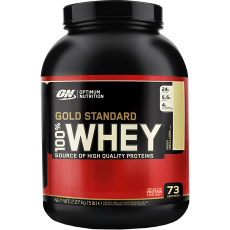 OptimumNutrition, Gold Standard 100% Whey 2273g Double Rich Chocolate (dupla csoki) AKCIÓ 21990