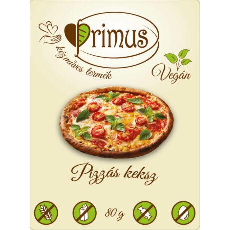 Primus Paleo Pizzás keksz 80g
