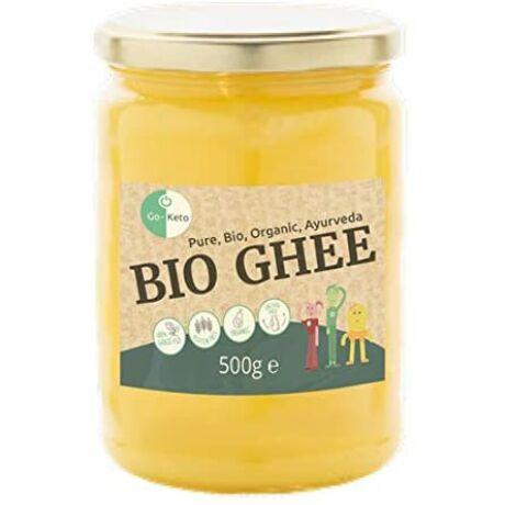 Keto Organic Ghee Go-Keto 500g