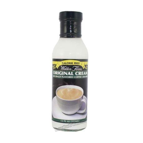 Walden Farms Coffee Creamer Original Cream 355 ml