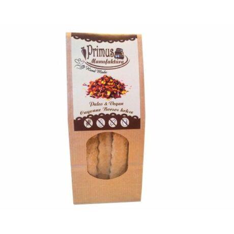 Primus Paleo Cayenne borsos keksz 80g