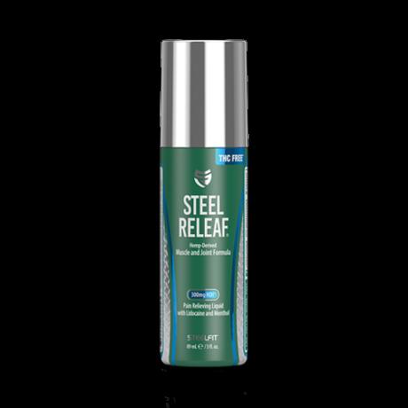 Steelfit Steel Releaf 89ml